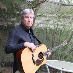 Jim Masters performs at Wharf Hill Brewing Company