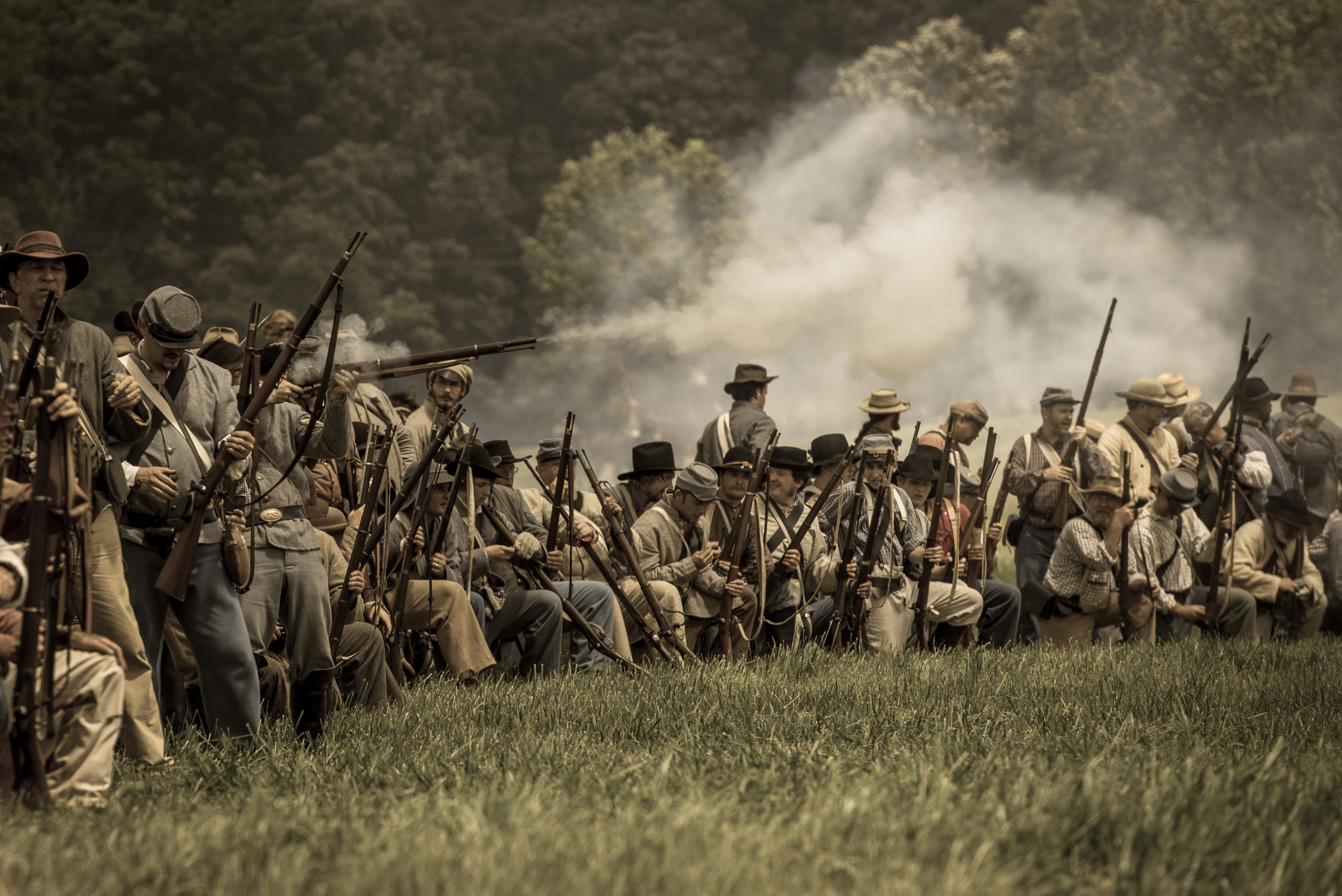 Lunch  Learn 156th Anniversary of the Battle of New Market