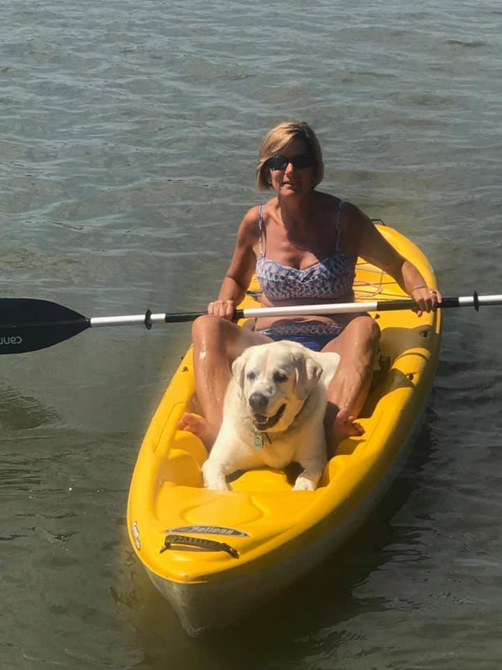 Paddle The Pagan on June 20 to support Guide Dogs for the Blind
