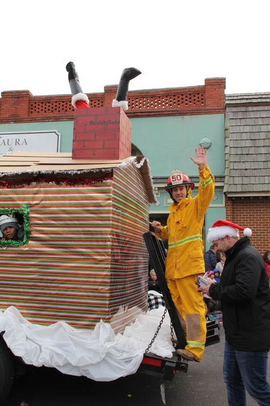 Downtown Smithfield Annual Christmas Parade