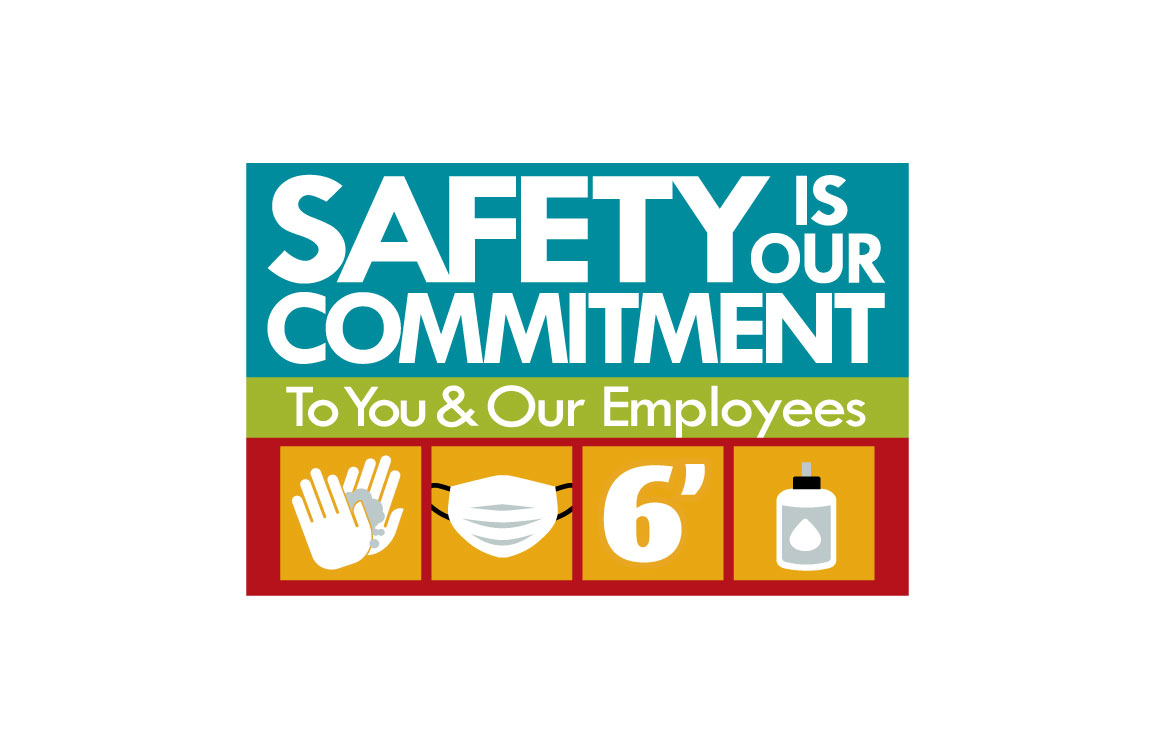 Safety is our Commitment