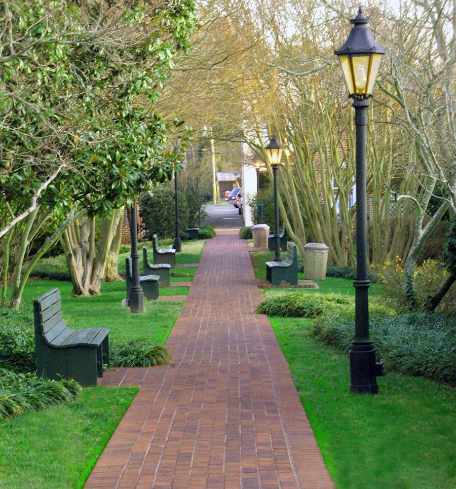 Facebook Live WanderLove Stroll along Haydens Lane