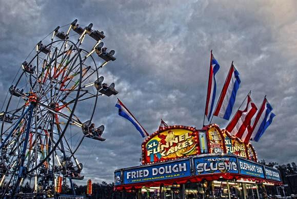 Fair Ride Tickets