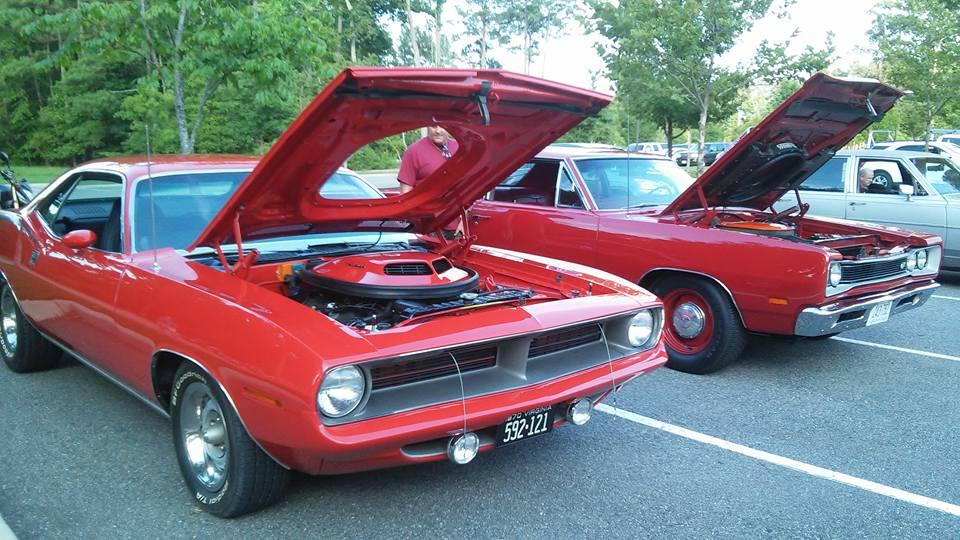 Smithfield Lions CruzIn Car Show