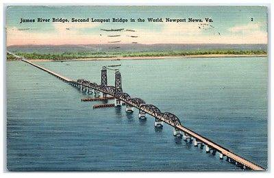 A Vital Connection The James River Bridge Program at the Isle of Wight County Museum