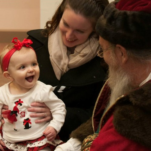 An Evening with St. Nick at the Isle of Wight County Museum