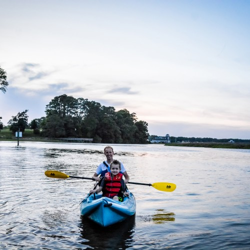 Kayak and Paddleboard Rentals at Windsor Castle Park