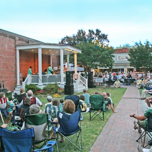 Friday Night Summer Concert Series