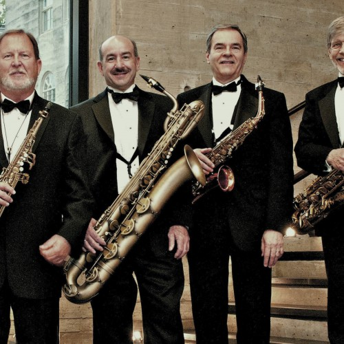 "Sundays at Four Concert Series presents ""The Washington Saxophone Quartet"""