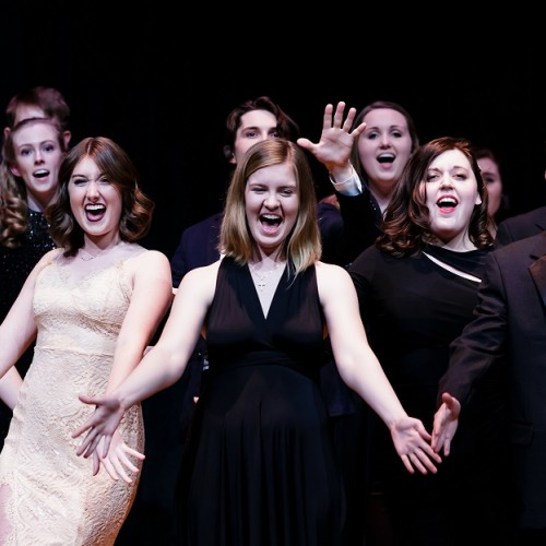 """Sundays at Four Concert Series presents """" The Botetourt Chamber Singers"""
