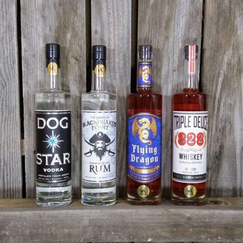 Blue Sky Distillery celebrates Virginia Spirits Month in September