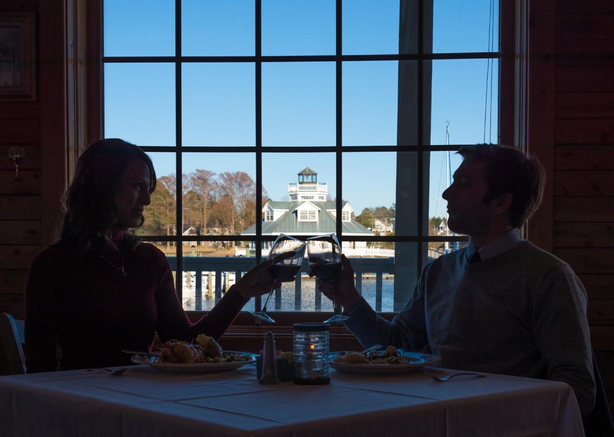 Dining in Genuine Smithfield