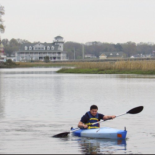Kayaking and paddle boarding in Smithfield & Isle of Wight County