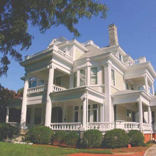 Berryman Mansion