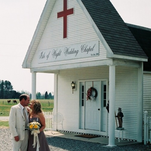 Isle of Wight Wedding Chapel