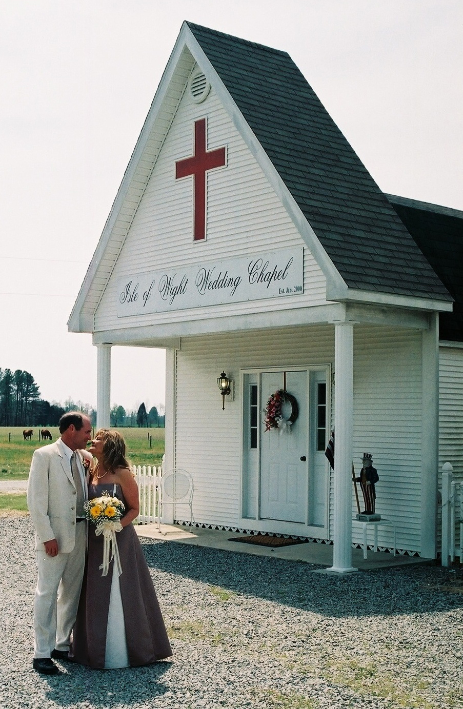Isle Of Wight Wedding Chapel Business Genuine Smithfield